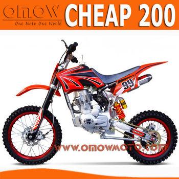 Hot Selling Low Price 200cc Dirt Bike