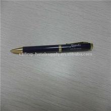 Hotel metal pen