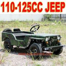 110cc Mahindra Jeep