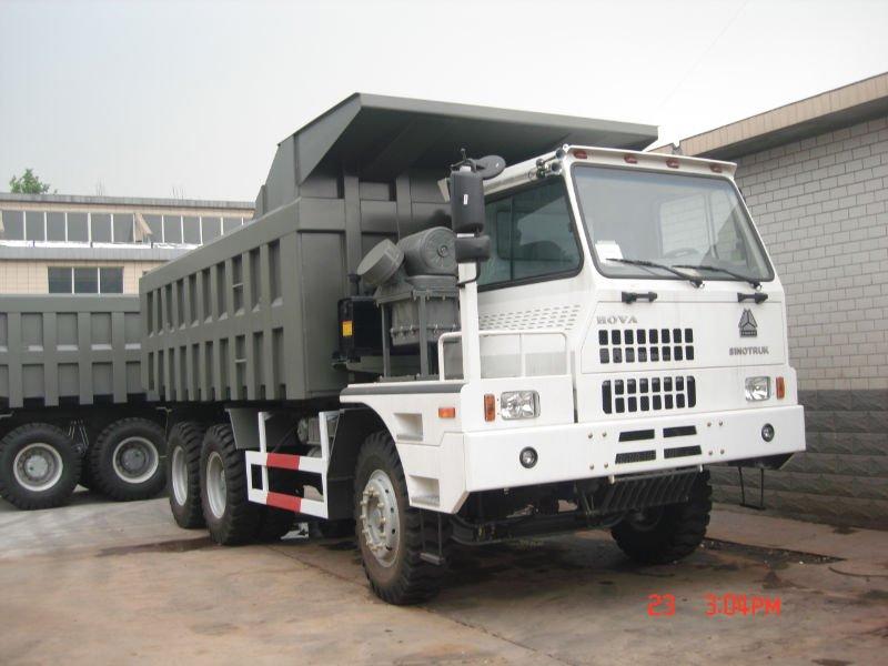 Truck\howo Dump Truck Sale