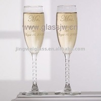 Champagne flutes,Champagne glasses