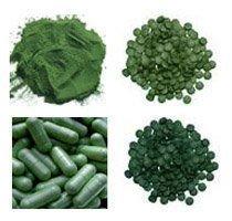 Natural Spirulina Powder/Capsules/Softgel in fresh stocks