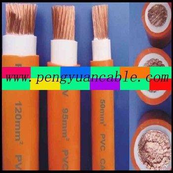 PVC Welding Cable