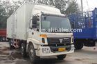 foton 6X2 cargo truck van