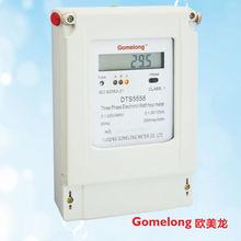 DDS5558 three phase analog energy meter