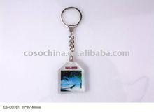 2013 Hot Sell Custom Gift Crystal Keychain