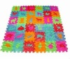 EVA puzzle mat, decorative floor mats