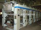 multi color rotogravure printing machine/3d printer