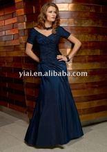 pp2479 tasarımcı seksi royal mavi annesi gelin elbiseler 2014