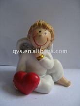 Polyresin Crafts Love Angel