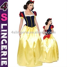 Sexy movie & cosplay costume,Snow white fancy dress for girl
