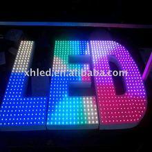 Programmable RGB led sign light dc5v (Best sold )