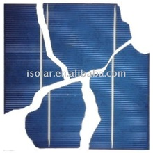 Small than 1/2 Broken Solar Cell