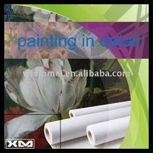 OEM 150/210gsm wholesale/piece non-woven inkjet canvas