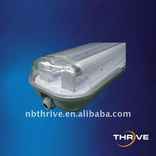 IP65 Fluorescent Lighting /LED Fixture T8 2x18W