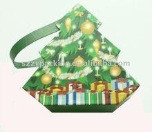 2014 New Provide Paper Christmas Ornament,Wholesale High Quality Christmas Decor