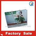 Reciclar y respetuoso del medio ambiente de imágenes de impresión del bolso de compras no tejido