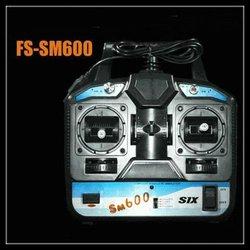 FS-SM600 6CH USB Simulator for heli/glid/airplane(AeroFly ,PhoenixRC 2.5,RealFlight G3.5 ,Reflex XTR,RealFlight G4)