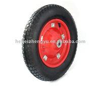 pneumatic rubber wheel_small pneumatic wheel_durable wheel