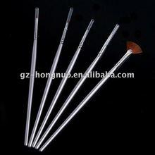 5PCS Nail Art Design Brushes Painting Pens Nail Tips HN585