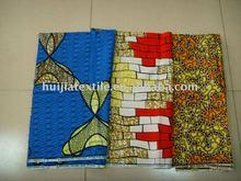 Super wax Veritable High quality wax print fabrics