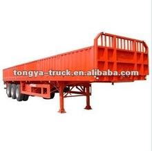 30T-80T sand/rocks/coal/container transport semi trailer