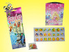 Jelly Bean Candy Mix High Quality Shining Cartoon Sticker Suit To Decorate/Suprise Candy Bag