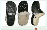 classical winter EVA garden shoe mould