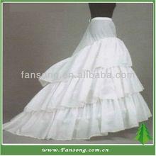 New arrival hot-sale fish tail wedding petticoat