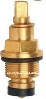 brass ceramic disc cartridge tap spindle