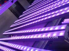 dmx led rgb disco bar light /dmx rgb led digital bar