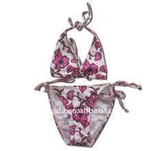 summer sexy children bikini swimwear for girls