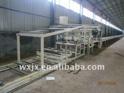 low production cost plaster of paris production line