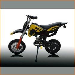 American style dirt bike