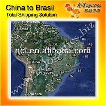china to rio de janeiro freight service
