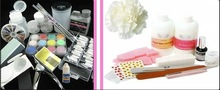 2014 new Nail Tools for professional Manicure & Pedicure Set nail care tools and equipment&6546