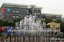 Oversea's Crystal Point Water Art Fountain