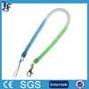 Custom Promotion Soft PVC Keyring elastic lanyard