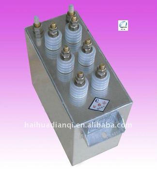 Electric heat aluminum electrolytic capacitors