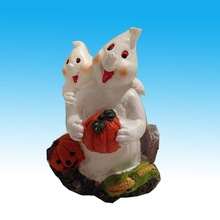 polyresin halloween ghost crafts