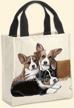 ECO-friendly organic cotton tote bag