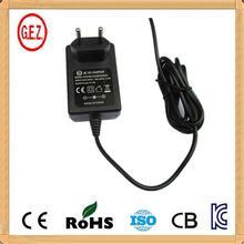 12V DC 2A Power Adapter CE,CB,UL,FCC,KC,CUL,PSE,C-TICK,MEPS ROHS,GS,EMC,SMARK,ROHS,REACH,WEEE