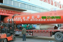 First class mineral slag dryer with long duration and reasonable composition