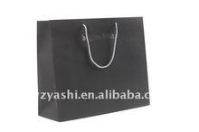 Blank printing paper bag, customized logo paper bag,paper carrier