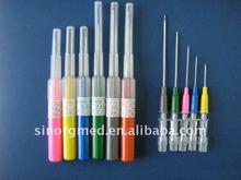 Medical devices I.V.Cannula pen like model