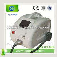 IPL pore minimizing beauty machine