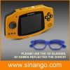 3D handheld tv game