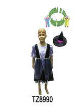 Principessa Dress For Kids TZ-8990 del partito Halloween/di carnevale