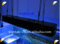 200W Cree Coral Reef Used LED Aquarium Light 3W Lens