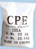 Pvc modifier CPE135A - chlorinated polyethylene